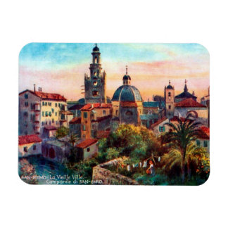 Nagnet - San Remo, Italy Magnet