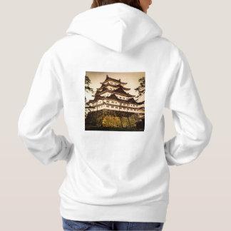Nagoya Castle in Ancient Japan Vintage 名古屋城 Hoodie