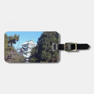 Nagoya Castle Tag For Luggage