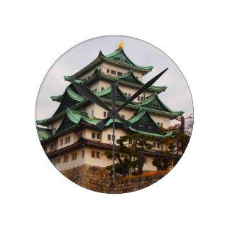 Nagoya Castle Wall Clock