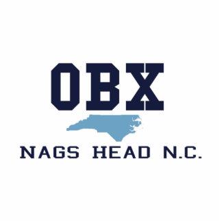 Nags Head. Cutout