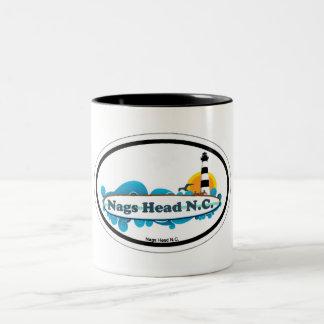 Nags Head. Coffee Mug