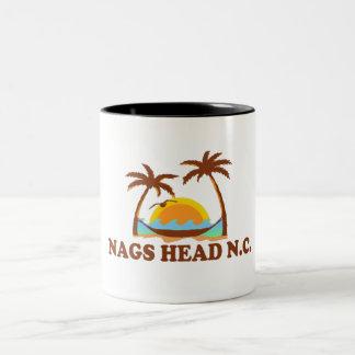 Nags Head. Mug