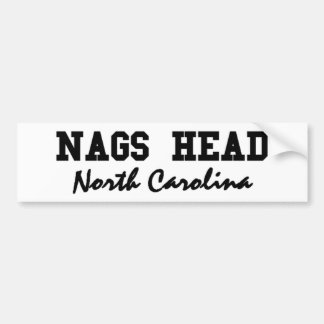 Nags Head North Carolina Bumper Sticker