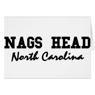Nags Head North Carolina Card
