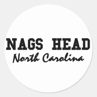 Nags Head North Carolina Sticker