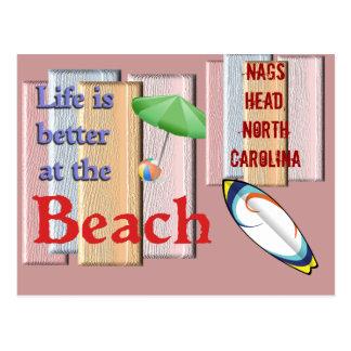 Nags Head postcard