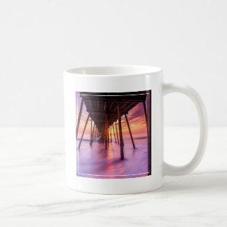 Nags Head Sunrise  North Carolina Coffee Mug