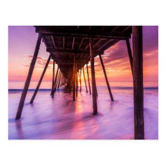Nags Head Sunrise |North Carolina Postcard