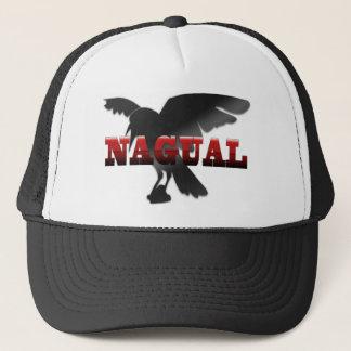 Nagual Crow Raven Trucker Hat