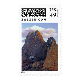 Nagunt Mesa a sunset Postage Stamps