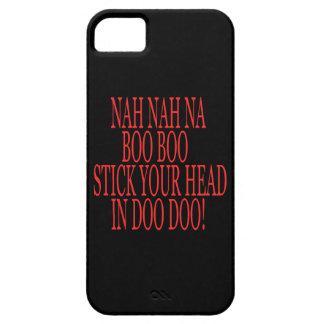 Nah Nah iPhone 5 Carcasas