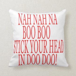 Nah Nah Pillow