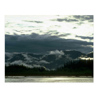 Nahanni River in Deadman's Valley, NWT, Canada Postcard