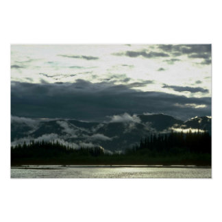 Nahanni River in Deadman's Valley, NWT, Canada Poster