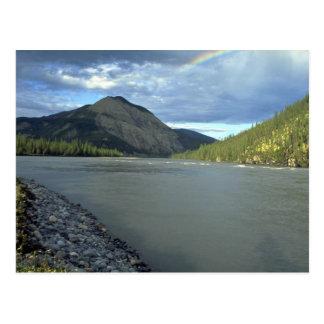 Nahanni River, Nahanni National Park, NWT, Canada Postcard