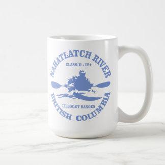 Nahatlatch River Coffee Mug
