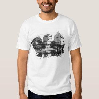 Nahe Bridge, Bad Kreuznach, c.1910 T-shirt