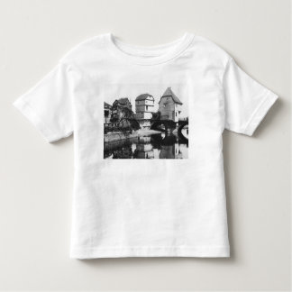 Nahe Bridge, Bad Kreuznach, c.1910 Tee Shirt