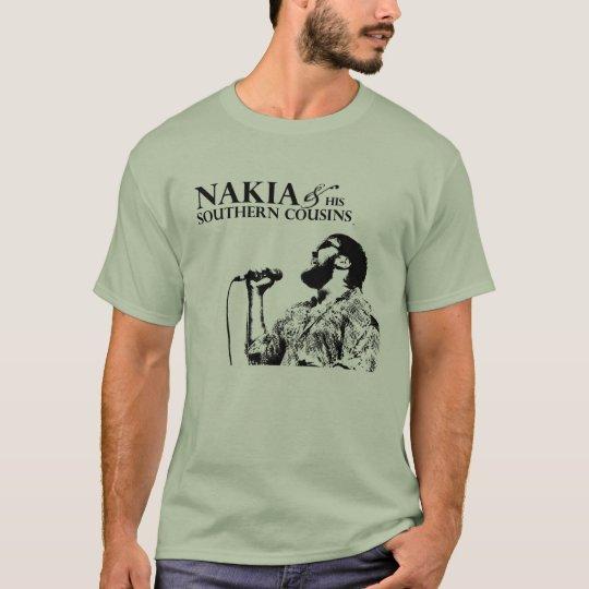 NAHSC - MEN'S T-SHIRT/WHITE/XLARGE - 1 T-Shirt