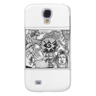 Nahual Tonal Galaxy S4 Cover