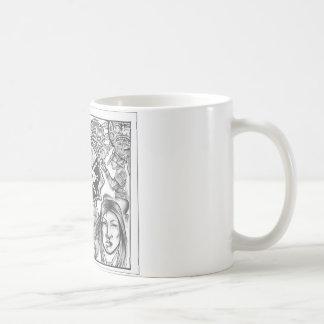 Nahual Tonal Classic White Coffee Mug