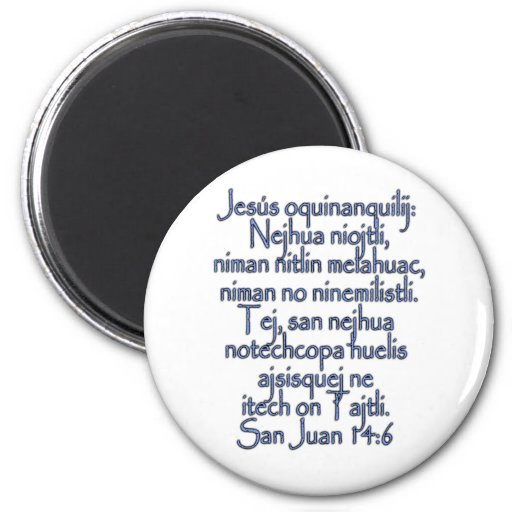 Náhuatl Guerrero del 14:6 de Juan Imán Redondo 5 Cm