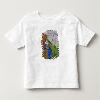 Nahum announcing the destruction of Nineveh Toddler T-shirt