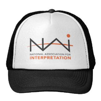NAI Logo Paraphernalia Trucker Hat