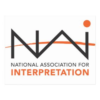 NAI Logo Paraphernalia Postcard