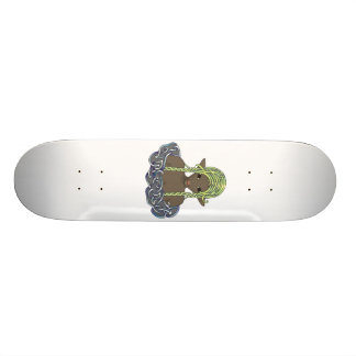 Naiad Skateboard Deck