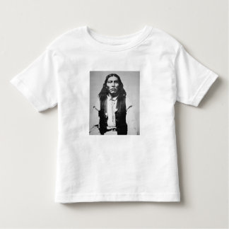 Naiche (d.1874) Chief of the Chiricahua Apaches of Toddler T-shirt