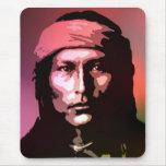 Naichez - Chiricahua apache Alfombrilla De Ratón