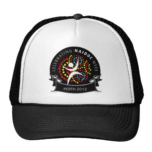 NAIDOC WEEK Celebration 2013 Mesh Hats