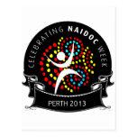 NAIDOC WEEK Celebration 2013 Postcard