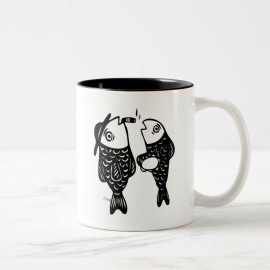 naif02 Two-Tone coffee mug