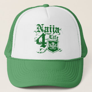 naija4life trucker hat