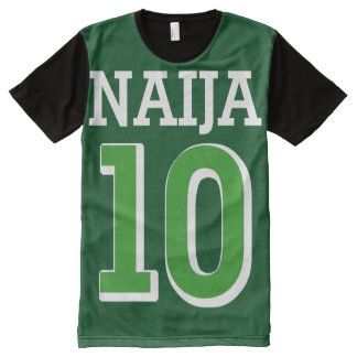 Naija 10 All-Over-Print T-Shirt