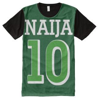Naija 10 All-Over print t-shirt