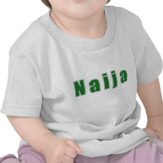Naija logo shirts and gift ideas for Nigerians