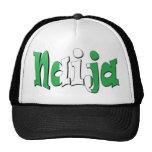 Naija (Nigerian Flag) Trucker Hat
