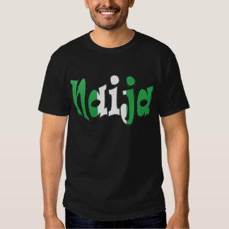 Naija (Nigerian Flag) Tshirts