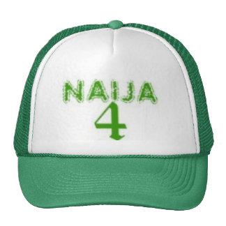 Naija(nigerian hat) trucker hat