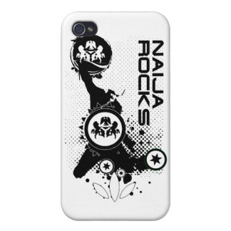 naija rocks iPhone 4 covers
