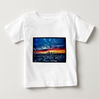 Naik Michel Photography - Sunset over Santa Monica Baby T-Shirt