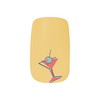 Nail Art Decor Minx® Nail Wraps by creativeconceptss at Zazzle