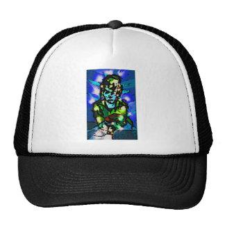 Nail Art Trucker Hat
