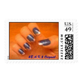 Nail $B.A.K.$ Original Stamps
