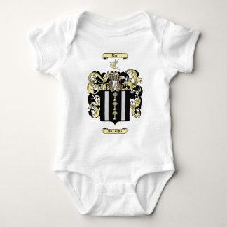 Nail Baby Bodysuit