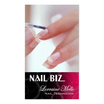 Nail Biz - Manicure Pedicure Spa Nail Technician profilecard